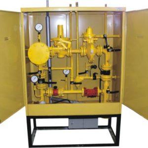 Газорегуляторная аппаратура